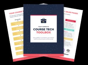 Course Tech Toolbox